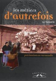 La vannerie - corlet - 9782847064896 -