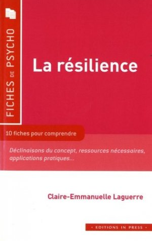 La résilience - in press - 9782848353869 -