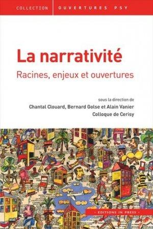 La narrativité. Racines, enjeux et ouvertures - In Press - 9782848354415 -