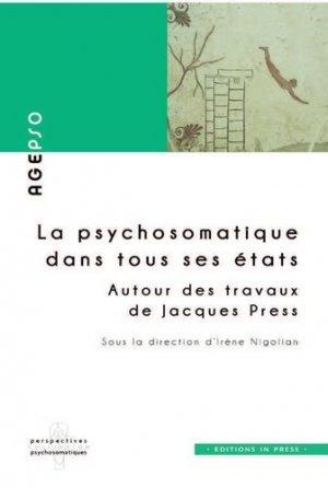 la psychosomatique dans tous ses etats - In Press - 9782848355924 -