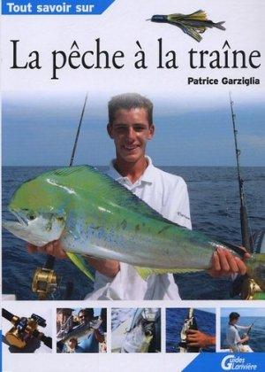 La pêche à la traîne - lariviere - 9782848900940 -