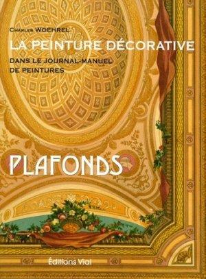 La peinture décorative dans le Journal-Manuel de Peintures - vial - 9782851011961 -