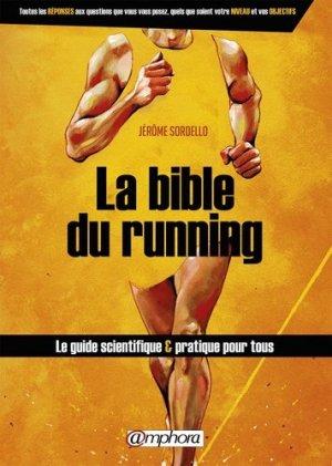 La bible du running - amphora - 9782851809254 -