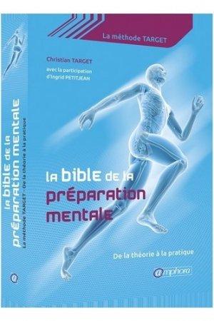 La bible de la préparation mentale - La méthode Target-amphora-9782851809315