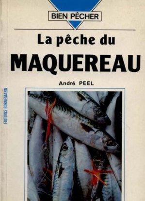 La pêche du maquereau - bornemann - 9782851823892 -
