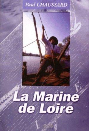 La marine de Loire - Cahiers bourbonnais - 9782853701563 -