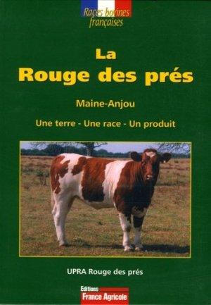 La Rouge des prés - france agricole - 9782855571256 -