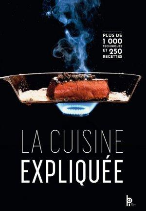 La cuisine expliquée - bpi - best practice inside  - 9782857084600 -