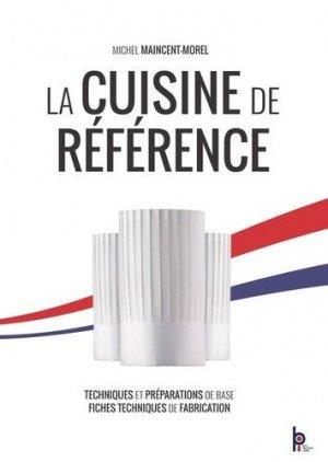 La cuisine de référence - bpi - best practice inside - 9782857086994 -