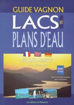 Lacs et plans d'eau Sud-Est de la France - vagnon / du plaisancier - 9782857252498 -