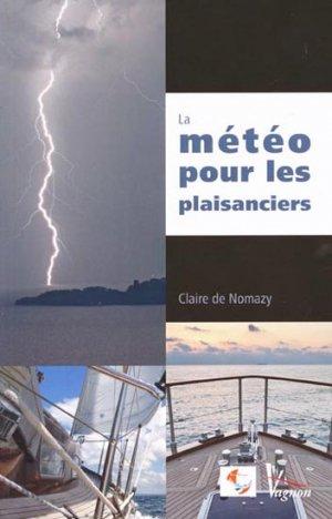 La météo pour les plaisanciers - vagnon - 9782857257240 -