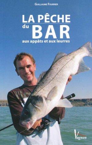 La pêche du bar - vagnon - 9782857257950 -