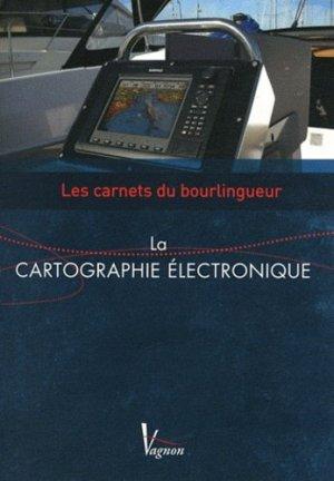 La cartographie électronique - vagnon - 9782857258032 -