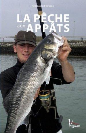 La pêche aux appâts - vagnon - 9782857258483 -