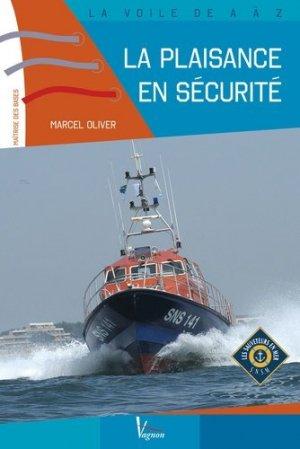 La plaisance en sécurité - vagnon - 9782857259558 -