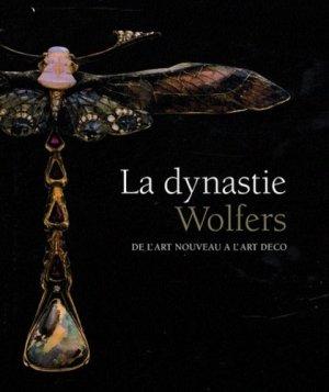 La dynastie Wolfers - de l'amateur - 9782859175207 -