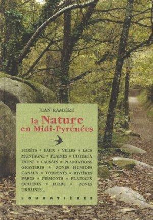 La Nature en Midi-Pyrénées - loubatieres - 9782862666617 -