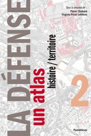 La Défense 2 - parentheses - 9782863642641 -