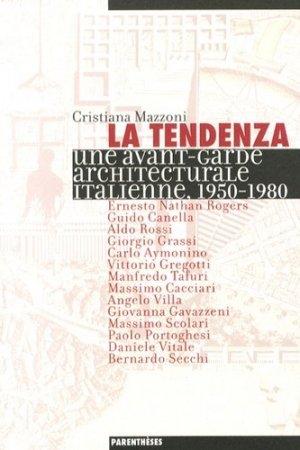 La Tendenza - parentheses - 9782863642863 -