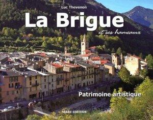 La Brigue - serre - 9782864105657 -