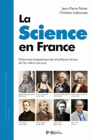 La science en France - jean-cyrille godefroy - 9782865532933 -