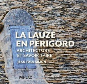 La Lauze en Périgord - fanlac - 9782865772858 -