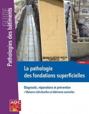 La pathologie des fondations superficielles - cstb - 9782868916921 -