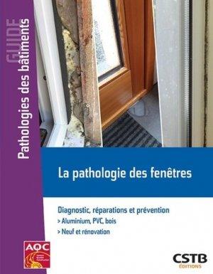 La pathologie des fenêtres - cstb - 9782868917140 -
