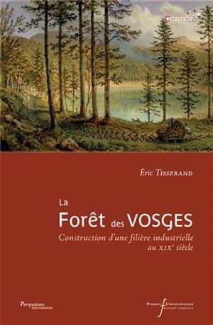 La forêt des Vosges - presses universitaires francois rabelais - 9782869066632 -