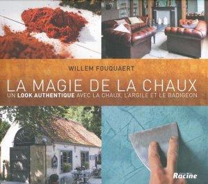 La magie de la chaux - racine - 9782873865955 -