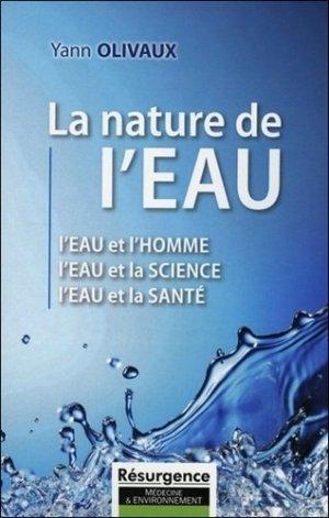 La nature de l'eau - Marco Pietteur - 9782874340383 -