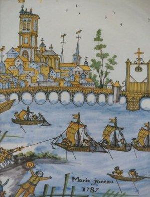 La faïence de Nevers 1585 - 1900 - faton - 9782878441239 -