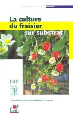 La culture du fraisier sur substrat - ctifl - 9782879112022 -