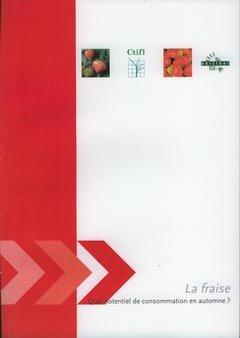 La fraise - ctifl - 9782879112497 -