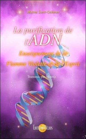La purification de l'ADN - Editions Hélios - 9782880633844 -