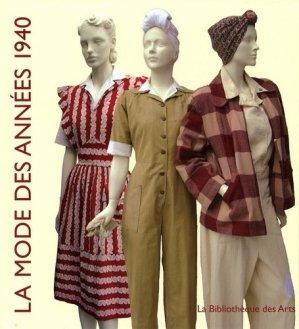 La mode des années 1940. De la tenue d'alerte au