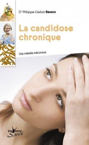 La candidose chronique - jouvence - 9782889118045 -