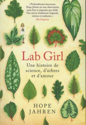 Lab girl - PPUR - 9782889152841 -