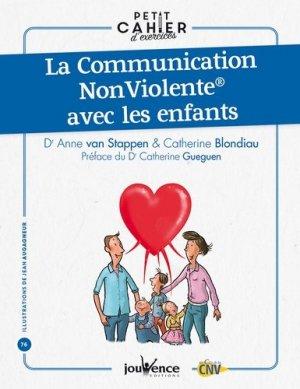 La communication non violente avec les enfa - jouvence - 9782889533145 -