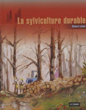 La sylviculture durable - ccdmd (canada) - 9782894702208 -
