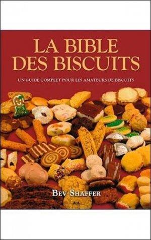 La bible des biscuits - ada - 9782896671281 -