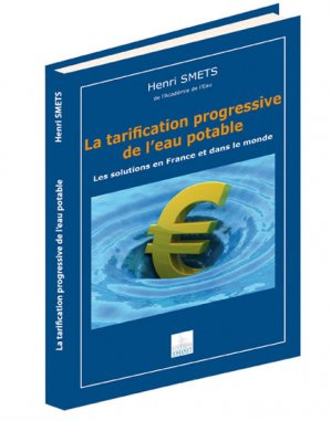 La tarification progressive de l'eau potable - johanet - 9782900086964 -