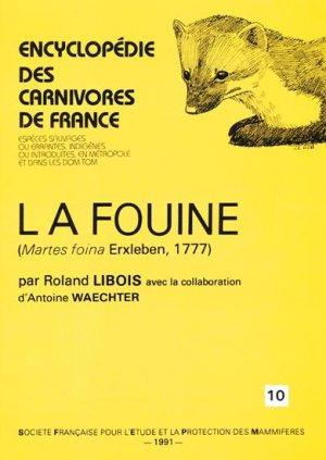La fouine - museum national d'histoire naturelle - mnhn - 9782905216250 -