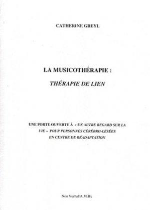 La musicothérapie - du non verbal - 9782906274853 -