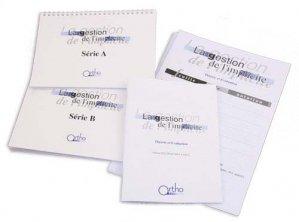 La gestion de l'implicite : Théorie et évaluation - ortho  - 9782906896772 -