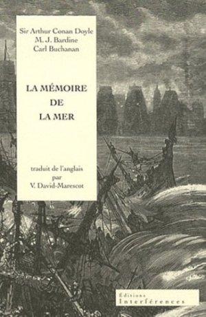 La mémoire de la mer - Interférences - 9782909589251 -