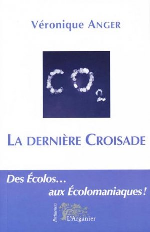 La Dernière Croisade - l'arganier - 9782912728968 -