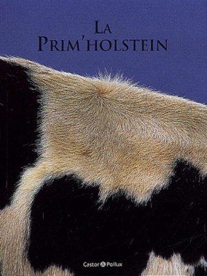 La prim'Holstein - castor et pollux - 9782912756749 -