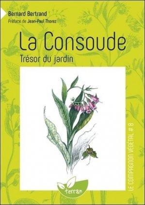 La consoude trésor du jardin - de terran - 9782913288744