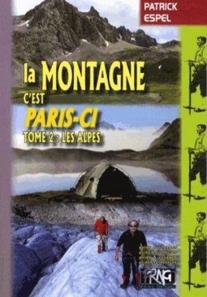 La Montagne c'est Paris-ci - pyremonde - 9782914067898 -